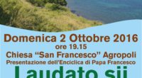 Nell'ambito dei festeggiamenti in onore di San Francesco d'Assisi, patrono d'Italia, il parroco Don Carlo Pisani ha promosso la presentazione dell'Enciclica di Papa Francesco Laudato sii. L'evento si svolgerà Domenica […]